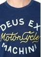 Deus Ex Machina Tişört İndigo